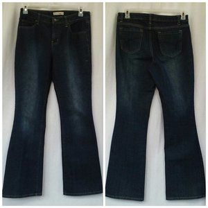 Fashion Bug women's jeans 10 Boot cut High rise